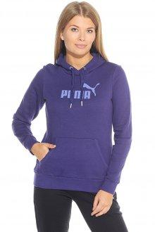 Фиолетовая женская худи