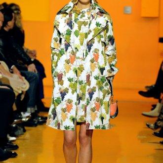 Модная одежда от японского дизайнера Такада Кензо