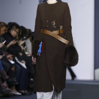 Одежда дизайнера Ясуко Фурута