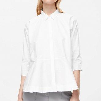 Белая блузка 2018