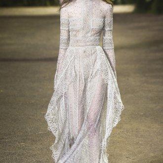 Белое платье 2019
