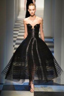 Платье 2019 черное