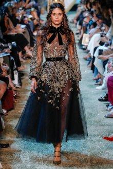 Платье 2019 из гипюра