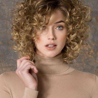 Стрижка на короткие кудрявые волосы 2019