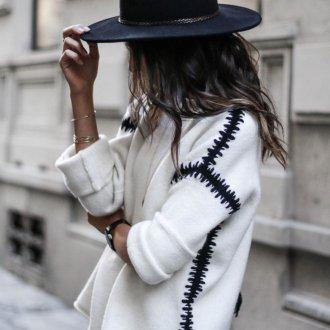 Модная ковбойская шляпа 2018