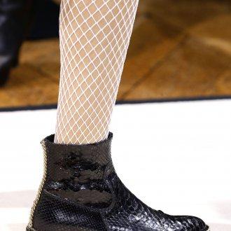 Ботинки кожаные 2020