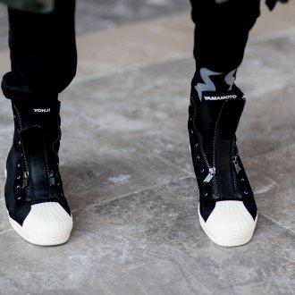 Ботинки в спортивном стиле 2020