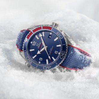 Мужские часы синие 2020