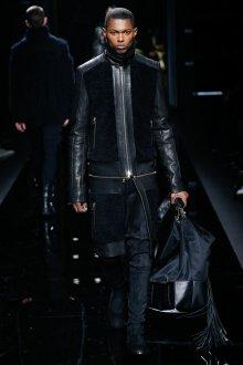 Кожаная мужская куртка трансформер