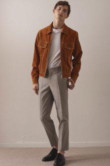 Мужская замшевая куртка