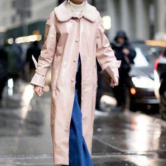 Модное зимнее пальто 2019