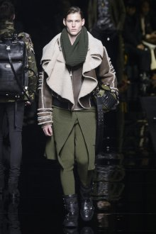 Мужская куртка из овчины 2018