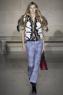 Короткая шуба Louis Vuitton