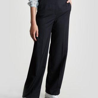 Классические женские широкие брюки