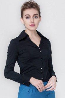 Черная рубашка боди