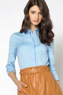 Голубая рубашка боди