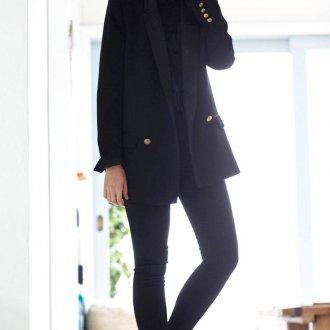 Классический удлиненный пиджак