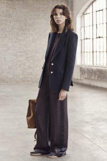 Удлиненный пиджак однобортный