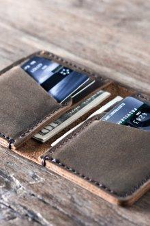 Мужской кошелек для купюр
