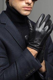 Мужские перчатки на резинке