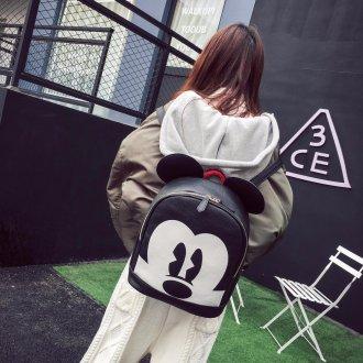 Черный рюкзак микки маус