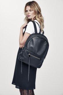 Кожаный рюкзак классический