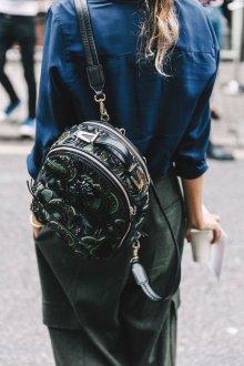 Маленький рюкзак с декором