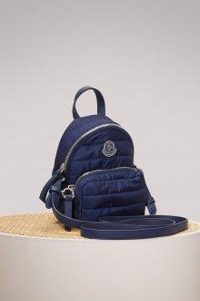 Маленький рюкзак стеганый