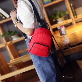 Маленький рюкзак тканевый