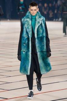 Мужская шуба Dior 2019