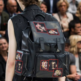 Мужской рюкзак Dior 2019