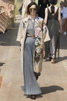 Женская осенняя коллекция Dior 2020