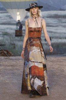 Платье Dior 2019