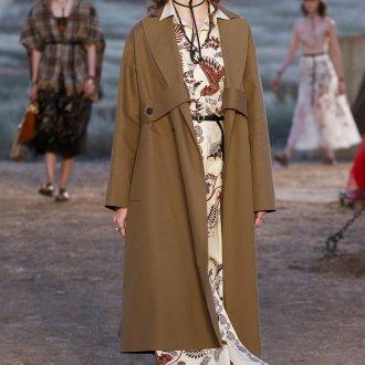Тренч Dior 2020
