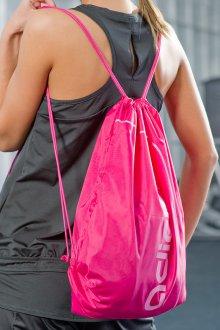 Розовый рюкзак мешок