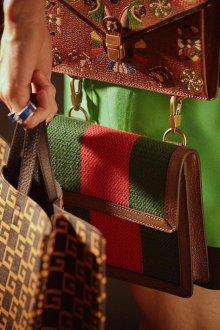 Сумка планшет текстильная