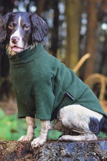 Зимний комбинезон для собак флисовый