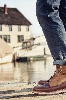 Ботинки тимберленды мужские