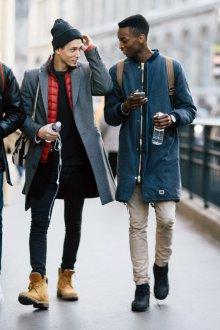 Тимберленды мужские стильные