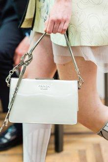 Деловая сумка белая
