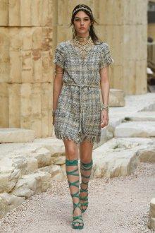 Круизная коллекция шанель платья 2018