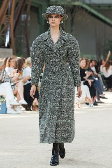 Шанель 2019 пальто женское