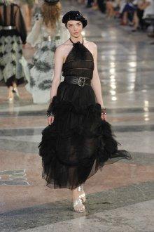 Шанель 2019 вечернее платье