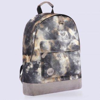 Серый рюкзак космос