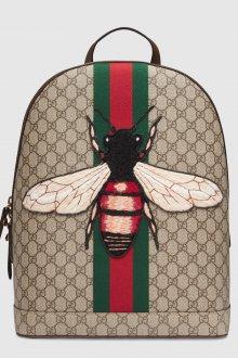 Красный рюкзак Gucci