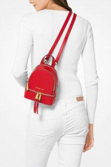 Красный рюкзак клатч