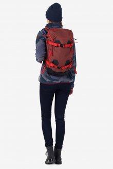 Красный рюкзак спортивный