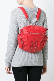 Красный рюкзак трансформер