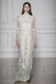 Valentino haute couture белое платье