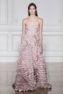 Valentino haute couture длинное платье